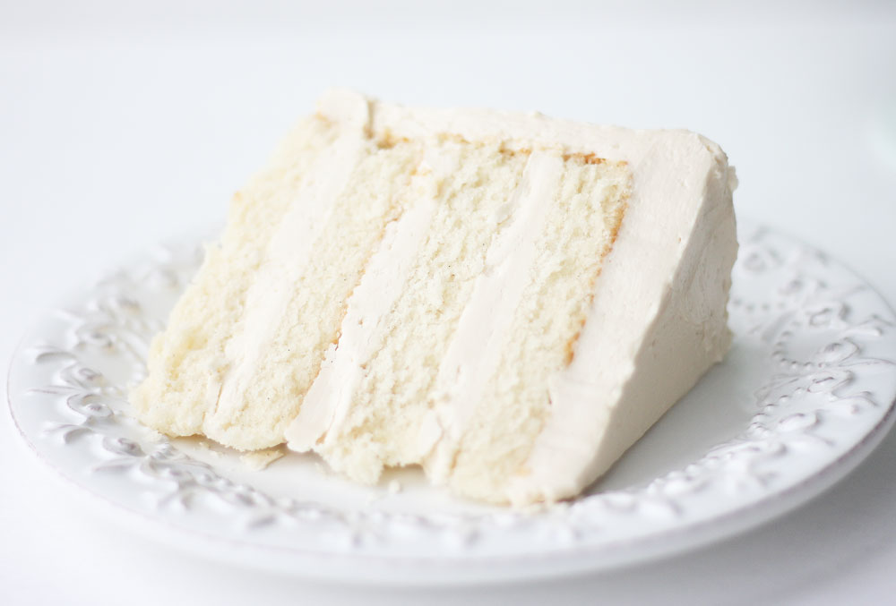 Easy Foolproof Swiss Meringue Buttercream - Cake Paper Party
