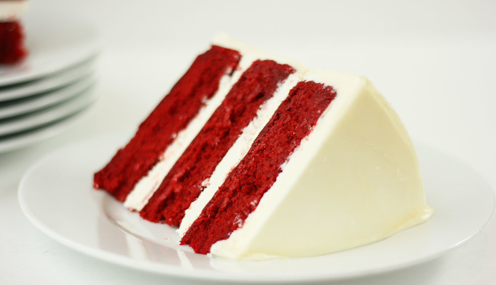 Basic Red Velvet Cake Recipe