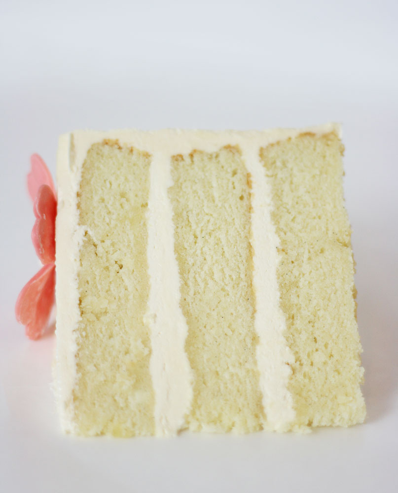 Vanilla Cake And Icing Recipe